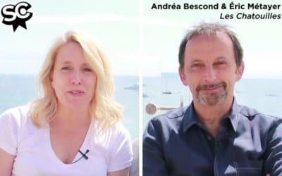 """Andréa Bescond : """"c'est fou de voir à quel point l'amnésie traumatique est encore niée sur la pédophilie""""."""