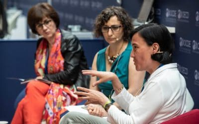 MoiAussiAmnesie au Forum annuel de l'OCDE