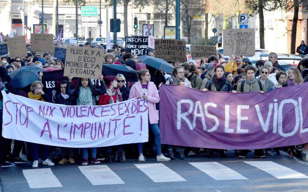 Loi Schiappa: mise en place d'un groupe de suivi des condamnations. La mobilisation paie.