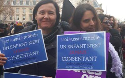 #NousToutes: marche d'une ampleur inédite en France contre les violences sexuelles et sexistes