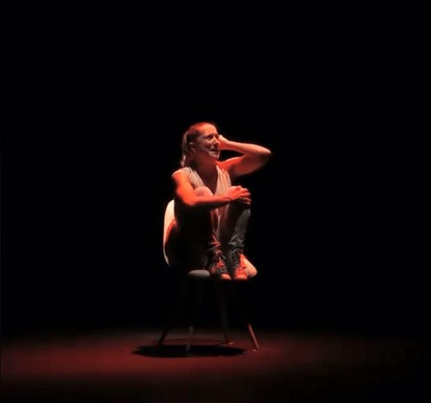 Dernière des Chatouilles avec Andréa Bescond ce soir au théâtre Antoine
