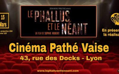 Le phallus et le néant : Réservations ouvertes pour la projection à Lyon