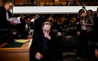 Coup de tonnerre dans l'Eglise! Démission du Cardinal Philippe Barbarien condamné pour non dénonciation
