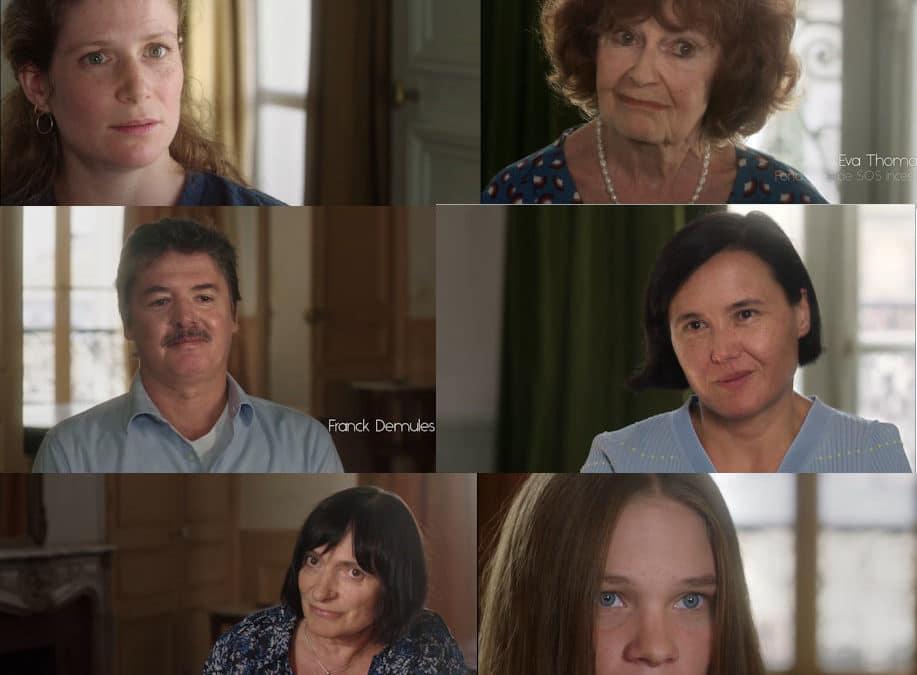 Enfance volée chronique d'un déni: magnifique documentaire de Sylvie Meyer à revoir